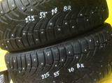 Bridgestone 225/55/R16 пара, бу